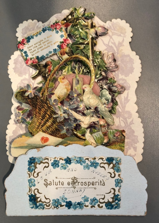 Easter Card--Front